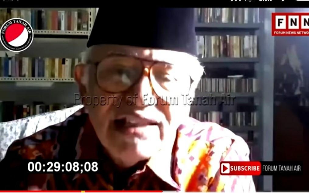 Analisis Prof Salim Said tentang Dugaan Pak Harto Terlibat Gestapu - JPNN.com