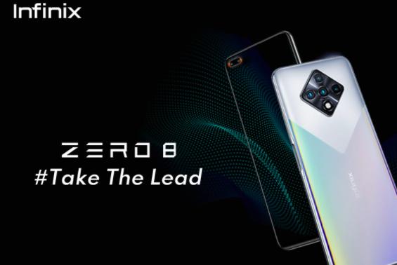 Manjakan Para Gamers, Infinix Zero 8 Hadir Kembali dengan Varian Terbaru - JPNN.com