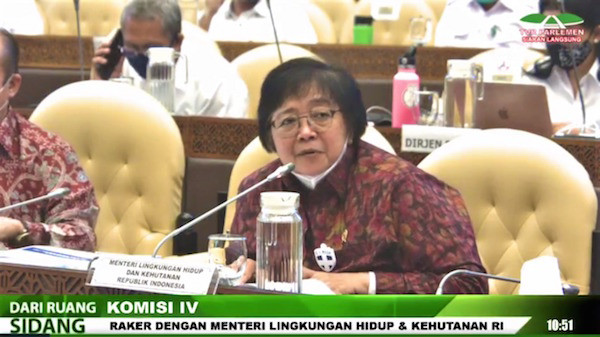Menteri Siti: Pengembangan Lumbung Pangan Sumut Gunakan Pola Agroforestri - JPNN.com