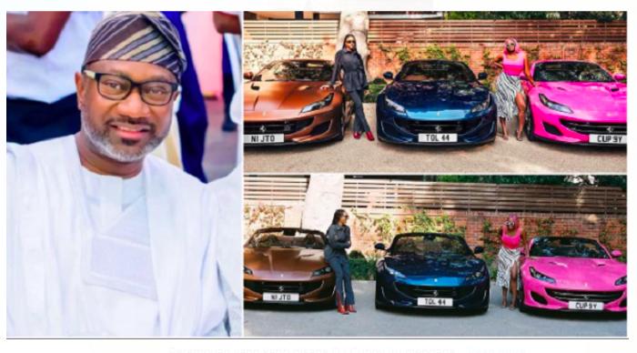 Kondisi Ekonomi Negara sedang Lesu, Pria Tajir ini Pamer Beli Tiga Mobil Mewah - JPNN.com