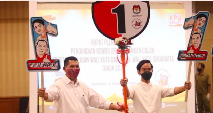 Nomor Urut Mas Gibran Sama dengan Pak Jokowi, Siap Lawan Penjahit Baju dan Pegawai Swasta - JPNN.com