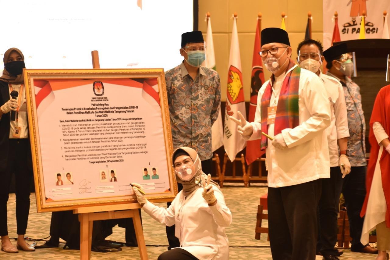 Sebegini Kekayaan Anak Ma'ruf Amin dan Keponakan Prabowo Subianto di Pilwakot Tangsel - JPNN.com