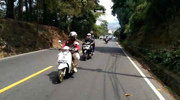 Jangan Berlibur ke Puncak Dulu, Rawan - JPNN.com