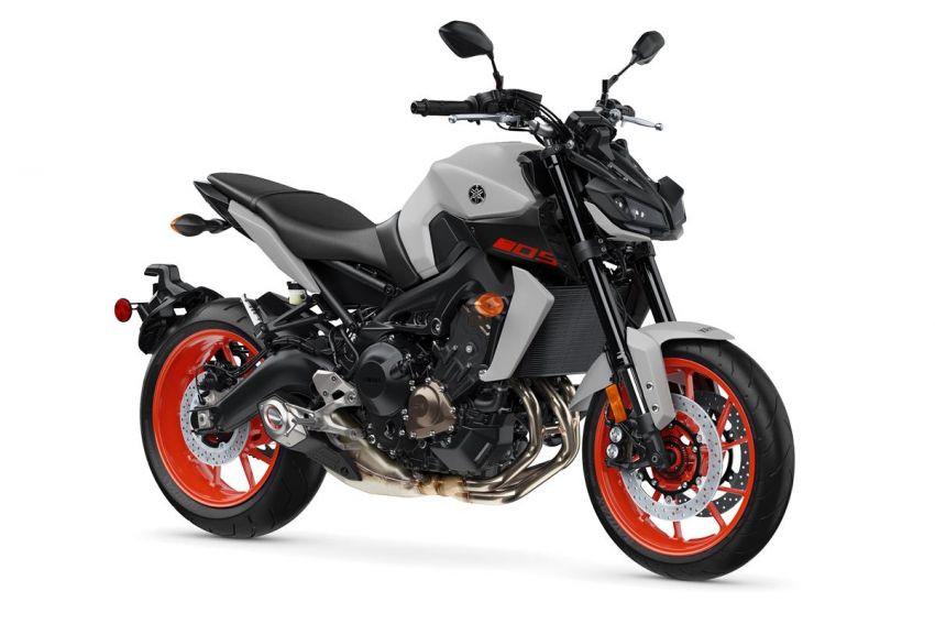 Yamaha MT-09 2021 Akan Gendong Mesin Anyar - JPNN.com