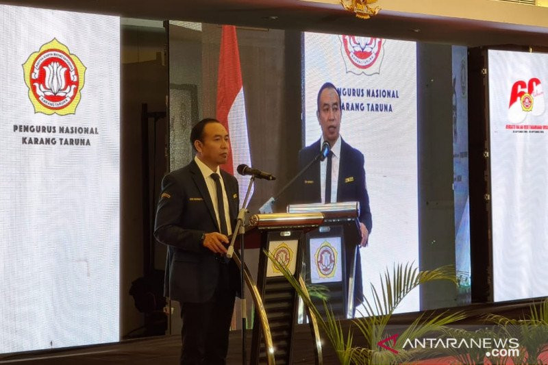 Gibran bin Jokowi dan Menantu Wapres Dapat Jabatan Penting di Karang Taruna - JPNN.com