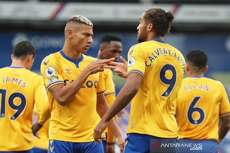 Klasemen Liga Inggris: Everton di Puncak, Liverpool? - JPNN.com