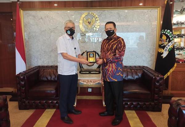 Bertemu Koperasi Awak Garuda, Bamsoet Dukung Usaha Peternakan Domba - JPNN.com