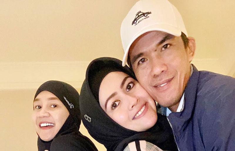 Wajah Suami Dihina, Meggy Wulandari Bilang Begini - JPNN.com