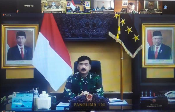 Panglima TNI Pastikan Netralitas TNI Dalam Pilkada Serentak Tahun 2020 - JPNN.com