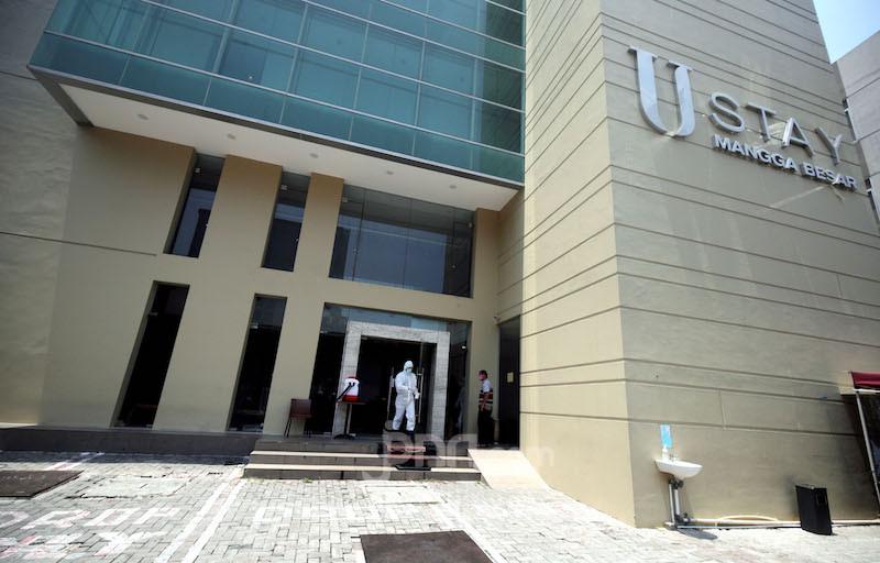 Ini Daftar Hotel untuk Isolasi Pasien Covid-19 di Jakarta - JPNN.com