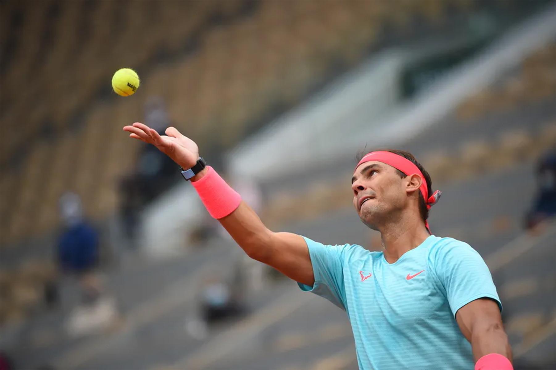 Rafael Nadal Butuh 2 Jam 5 Menit Lakoni Kampanye Pertama di Roland Garros 2020 - JPNN.com