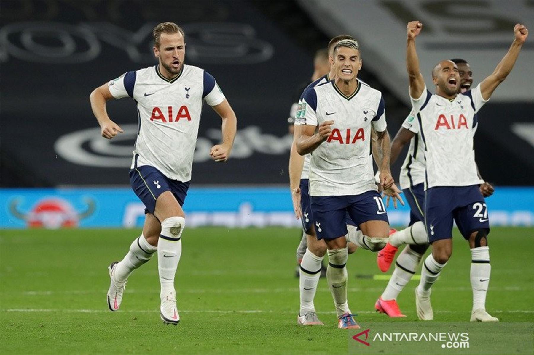 Tottenham Hotspur Pukul Chelsea di Carabao Cup - JPNN.com