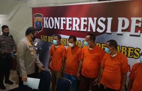 Oknum Pejabat Tepergok Pesta Narkoba, Padahal Baru Sembuh dari Covid-19, Edan! - JPNN.com