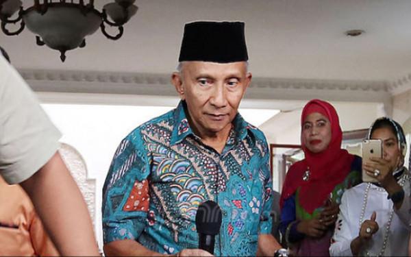 Amien Rais Bertemu Jokowi di Istana, Masalah Serius Ini yang Dibahas - JPNN.com