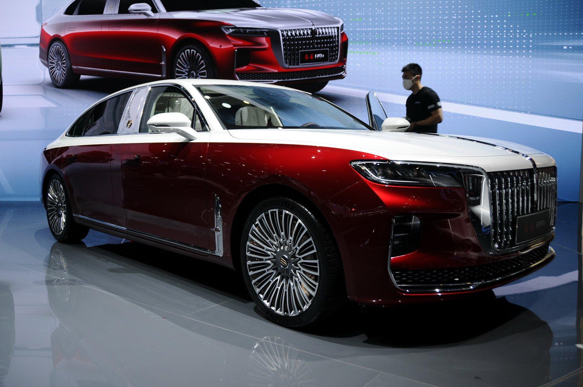 Sedan Mewah Tiongkok Ini Pengin Disejajarkan dengan Mercedes-Maybach - JPNN.com