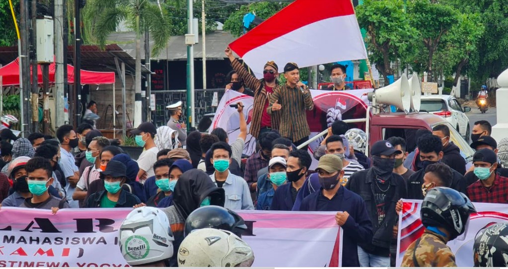 Dari Yogyakarta, KAMI Gelar Aksi Damai Dukung Pemerintah - JPNN.com