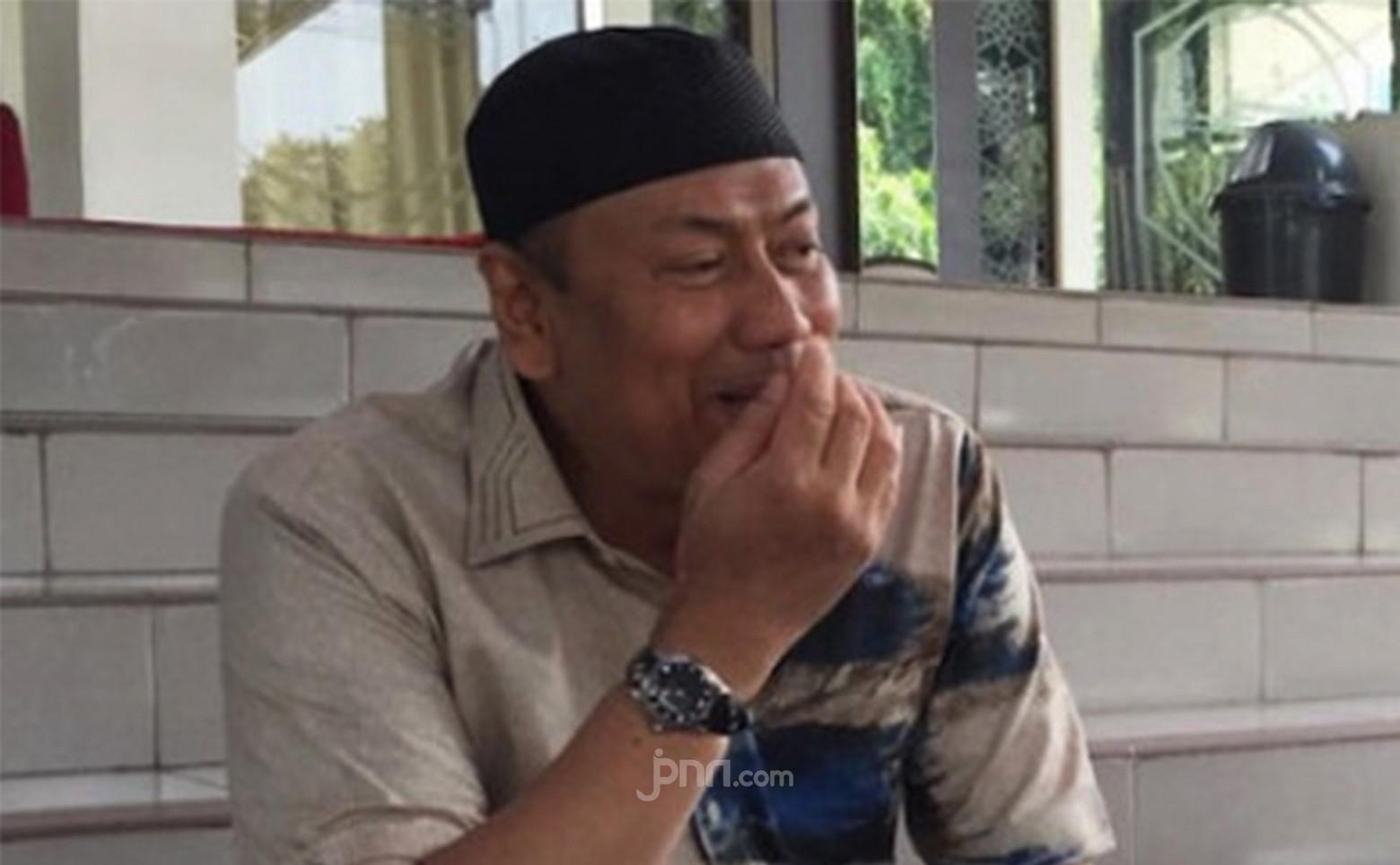 Soal Kerumunan Jokowi di NTT, Kapitra Ampera Sebut Tentang Cinta - JPNN.com
