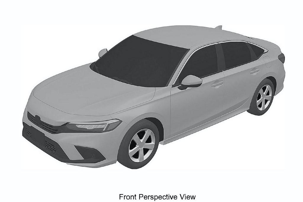 Honda Siapkan Civic Anyar, Desainnya Mirip Accord - JPNN.com