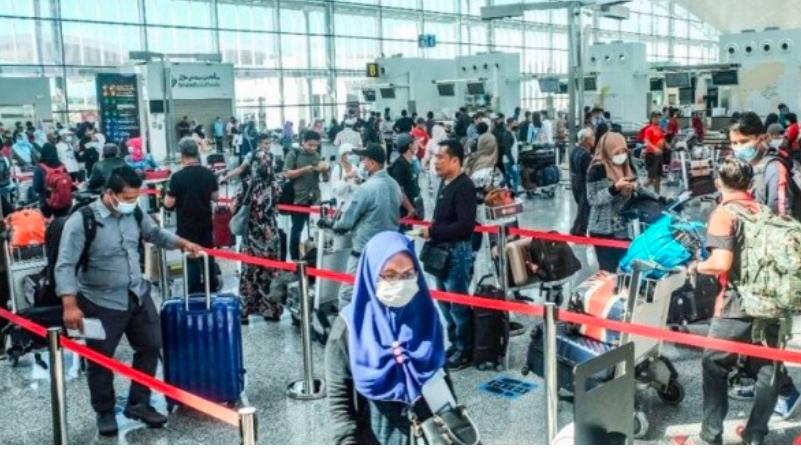 Suriah Memulangkan 60 WNI Pekerja Migran Ilegal ke Tanah Air - JPNN.com