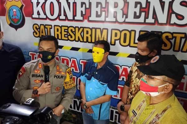 GM Hairos Waterpark Jadi Tersangka, Sekretaris Tim Pemenangan Bobby-Aulia Bilang Begini - JPNN.com