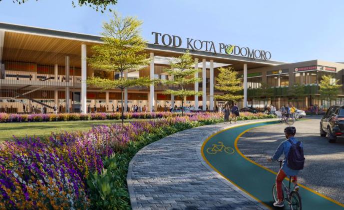 Grand TOD Podomoro Tenjo Hadir Berikan Kenyamanan dan Keamanan - JPNN.com