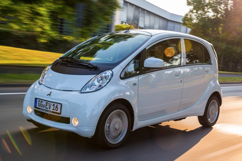 Waduh, Mitsubishi Akan Hentikan Produksi i-MiEV - JPNN.com