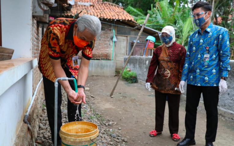 Pak Ganjar Bawa Kabar Gembira untuk 16 Ribu Warga Purworejo Setelah Puluhan Tahun Penantian - JPNN.com