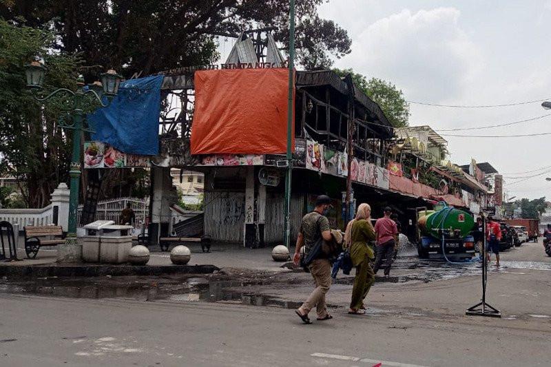 Cerita Pedagang di Kawasan Malioboro Saat Kerusuhan Kemarin, Mencekam - JPNN.com
