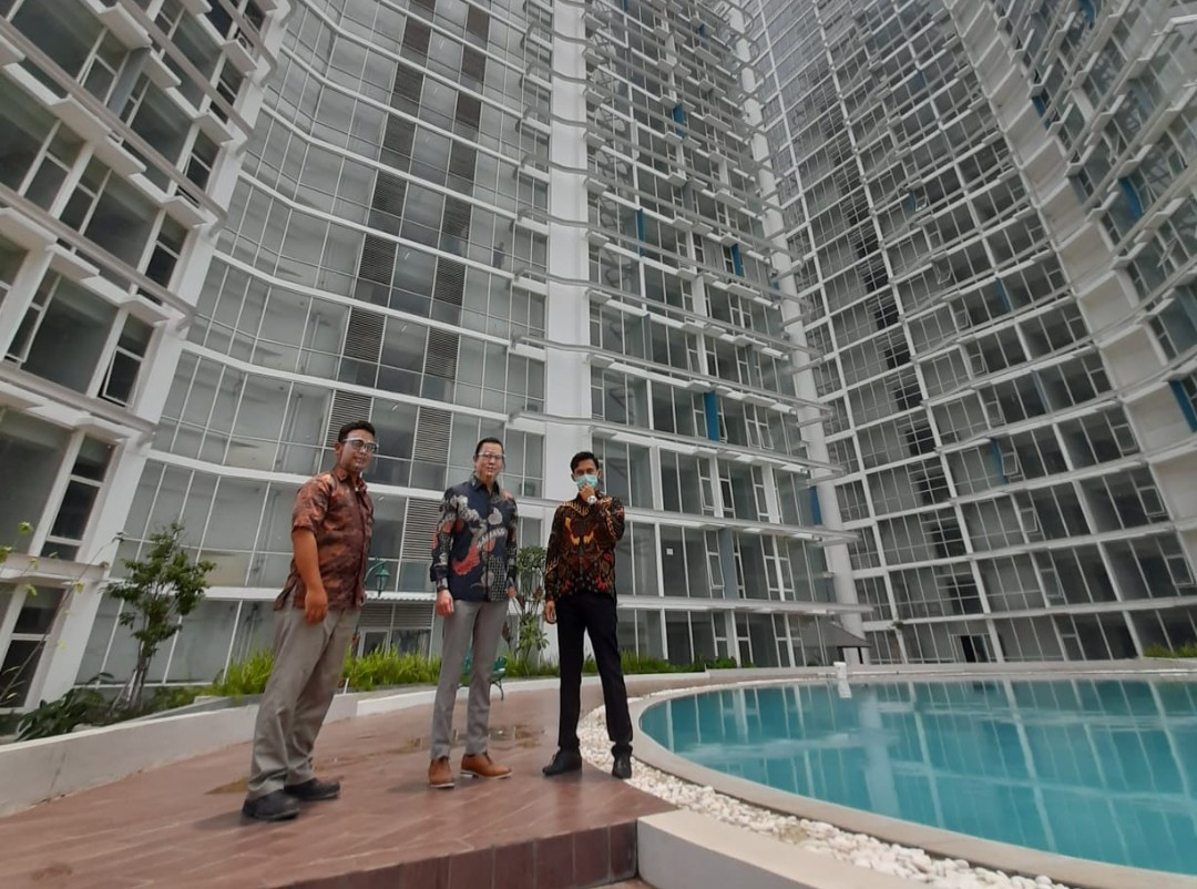 Di Tengah Pandemi, PLI Tepati Janjinya Serah Terima Unit Apartemen MPS - JPNN.com