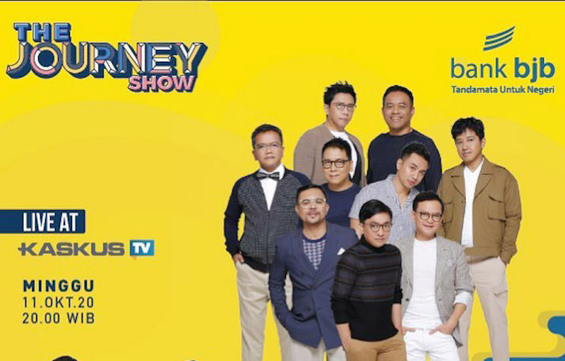 Kahitna Tampil di Konser The Journey Volume 2 Bank BJB - JPNN.com