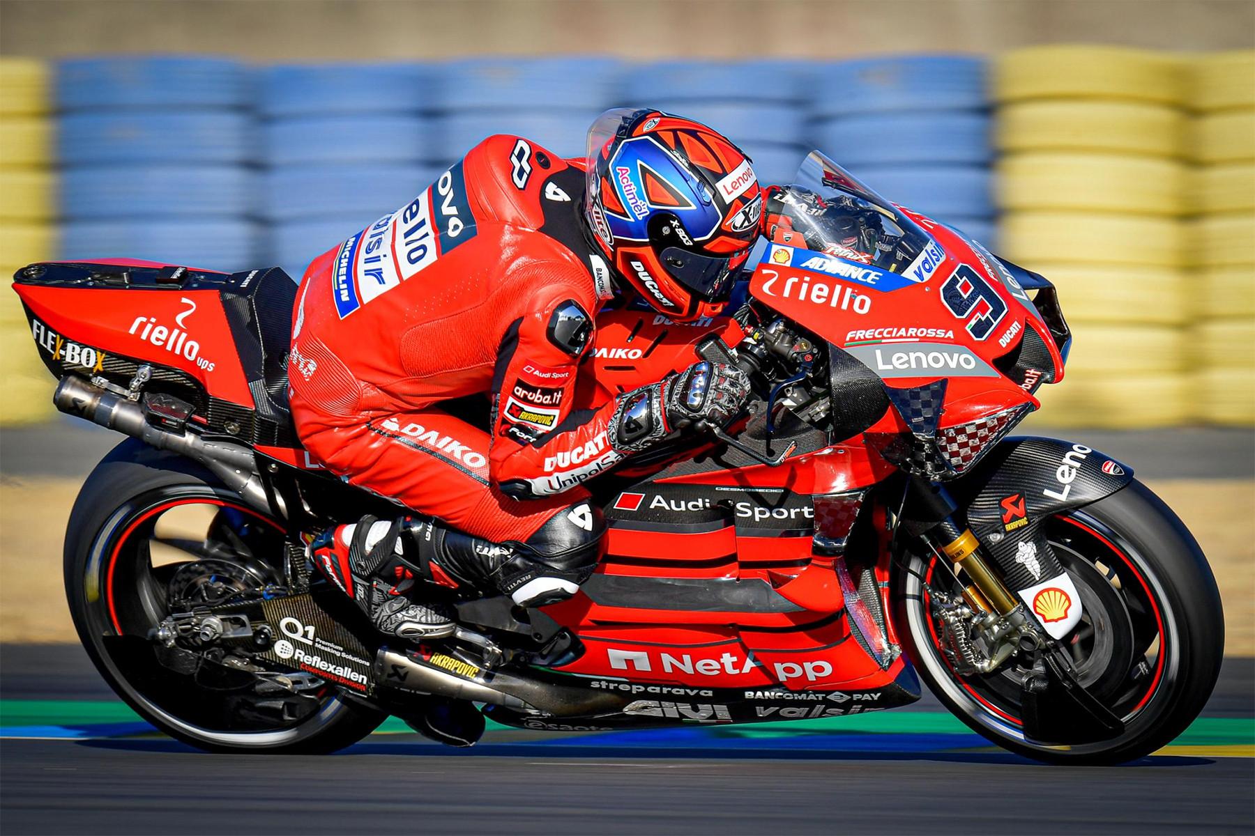 Cek Starting Grid MotoGP Prancis di Sini, Lihat Juga Klasemen Sementara - JPNN.com