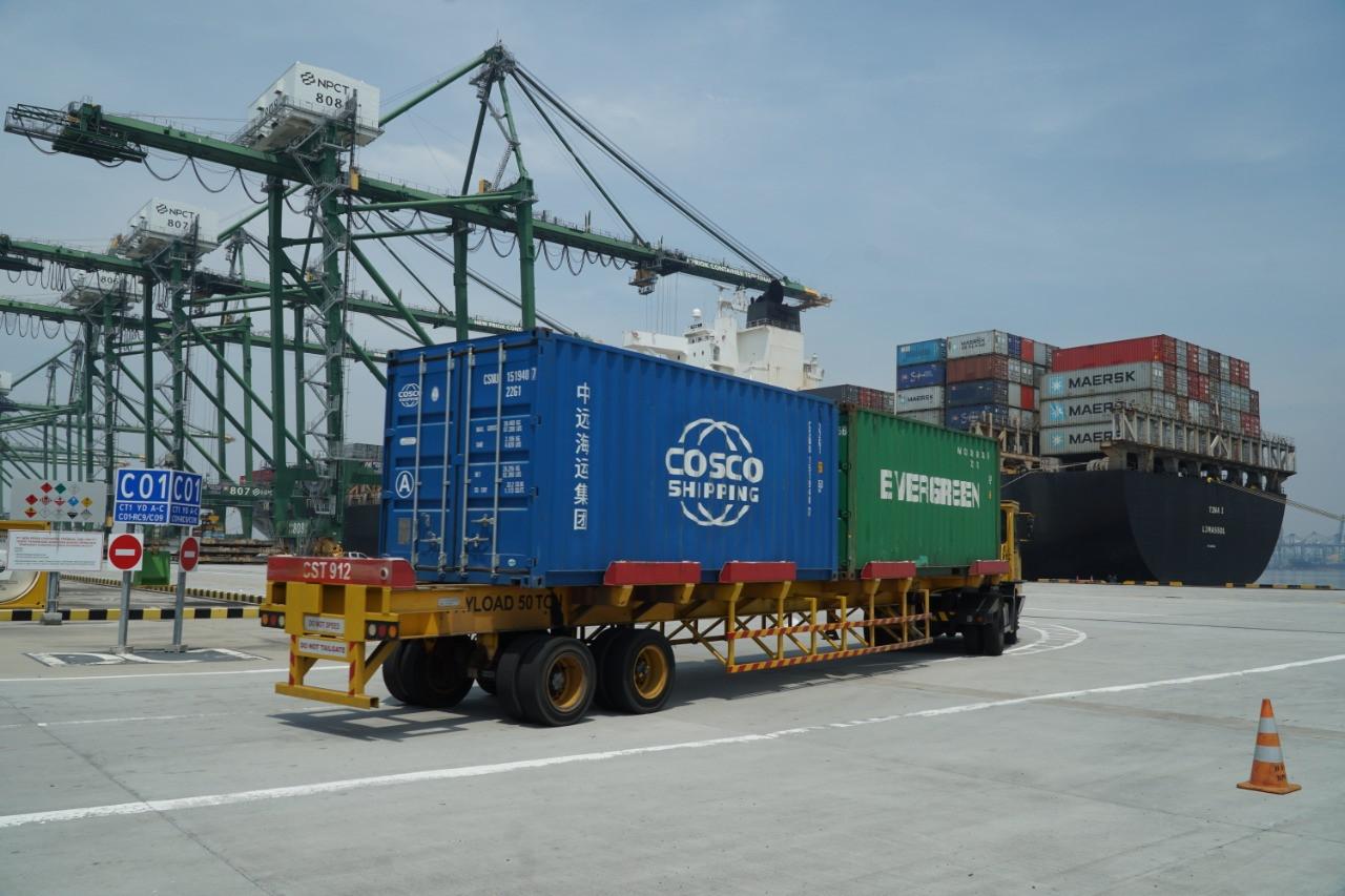 Bea Cukai dan Karantina Implementasikan NLE di Pelabuhan Tanjung Perak - JPNN.com