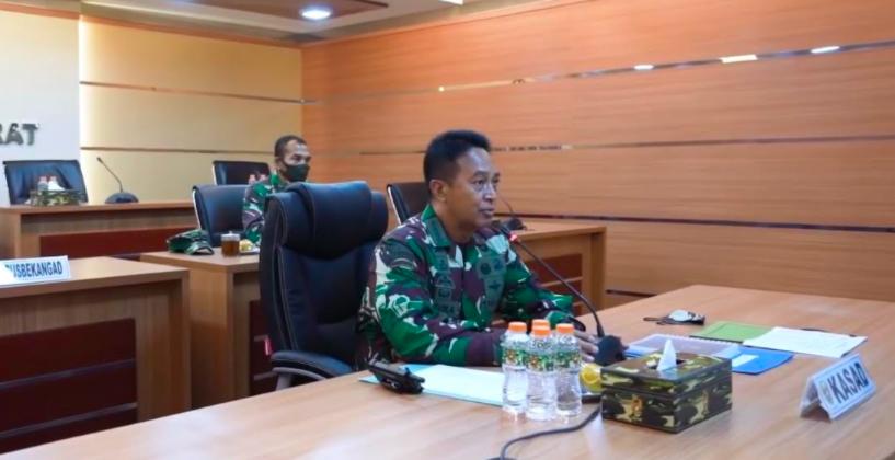Perintah pada Seluruh Prajurit TNI, Jenderal Andika: Jangan Jadikan Olahraga Sebagai Beban - JPNN.com
