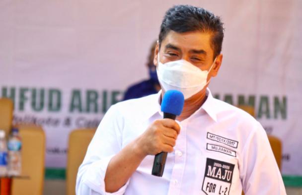 Mujiaman: Jika Saya Terpilih, Kami akan Berikan BLT dan BPNT - JPNN.com