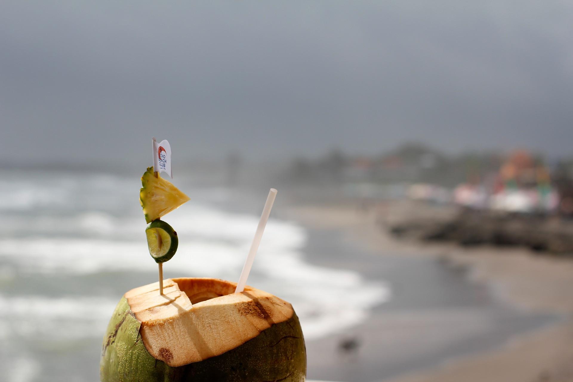 3 Manfaat Minum Air Kelapa Secara Rutin - JPNN.com