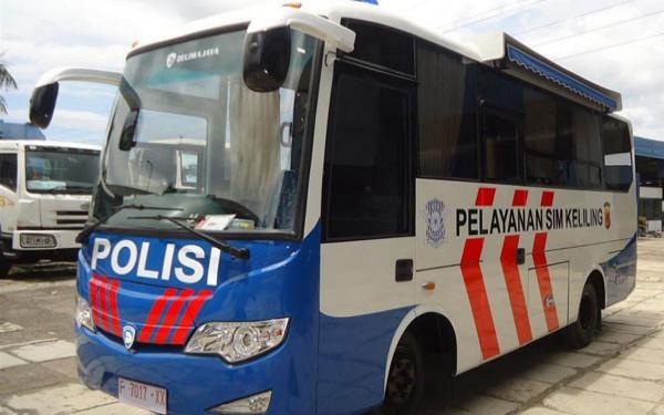 Berikut Lokasi 5 Gerai SIM Keliling Polda Metro Jaya - JPNN.com