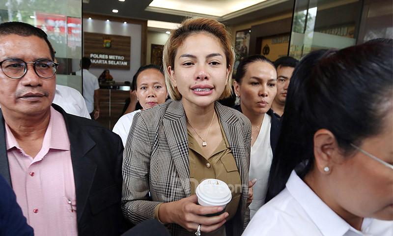 Bakal Dipolisikan Pendukung Mbak Puan, Nikita Mirzani Merespons Begini - JPNN.com