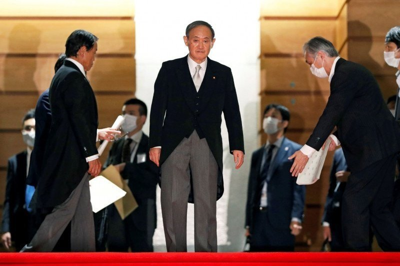 Setelah Seharian Bersama Joe Biden, PM Jepang Peringatkan China soal Hal Ini - JPNN.com