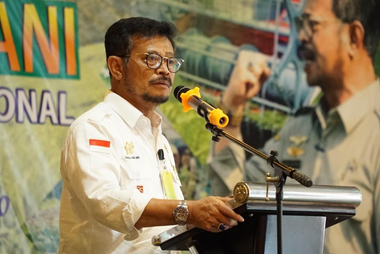Harapan Mentan SYL, Kostratani Bikin Lompatan Besar untuk Pertanian Indonesia - JPNN.com