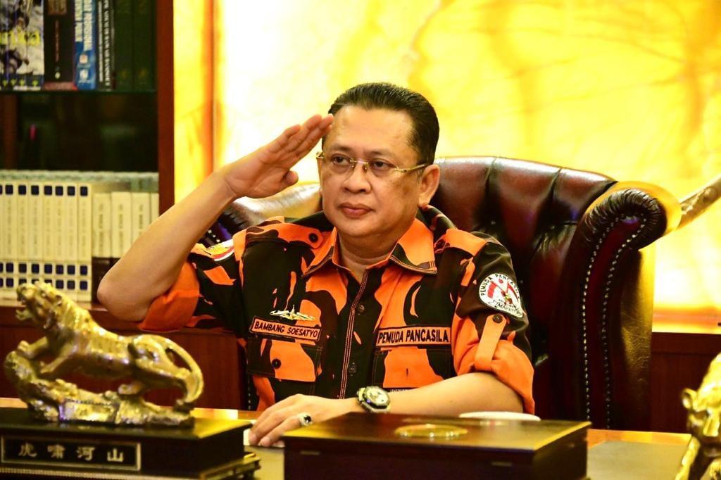 Di Forum Pemuda Pancasila, Bamsoet: Jangan Sampai Kita Pecah - JPNN.com