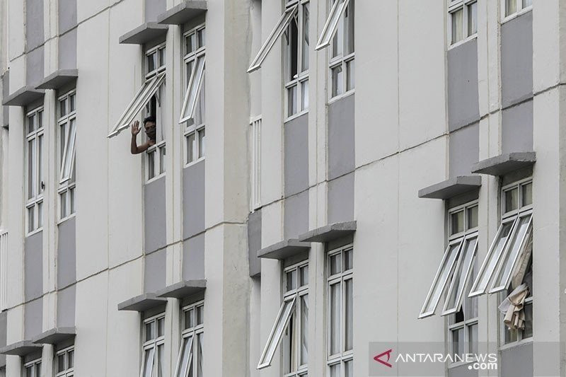 Kabar dari RS Darurat Covid-19 Wisma Atlet Kemayoran Hari Ini, Sedih - JPNN.com