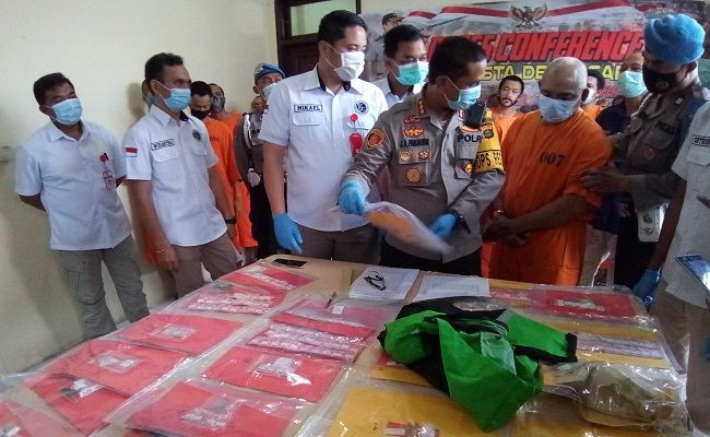 Heboh Pensiunan Dosen Kampus Ternama Ditangkap Polisi - JPNN.com