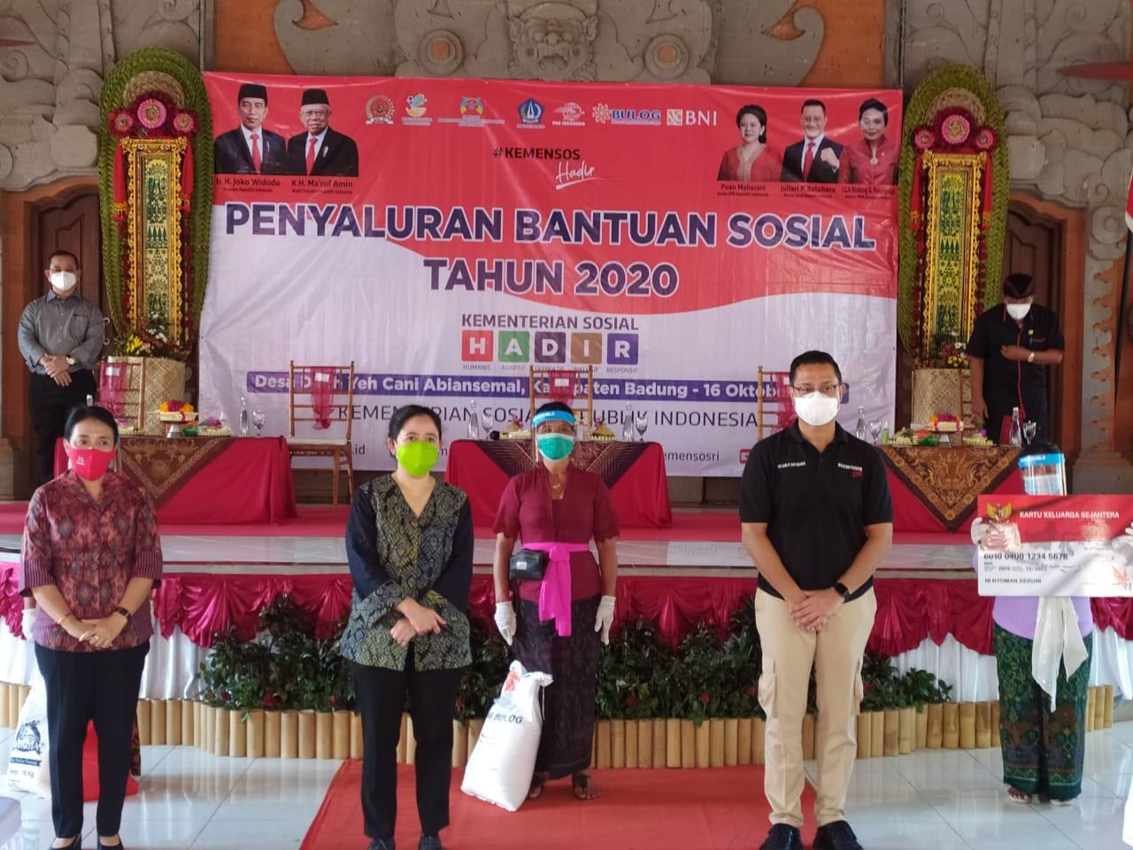 Warga Badung Bali Terbantu dengan Program BST - JPNN.com