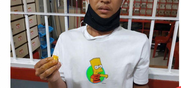 Pengunjung Lapas Banceuy Bawa Sayur Tahu untuk Napi, Tak Disangka, Isinya Barang Terlarang - JPNN.com