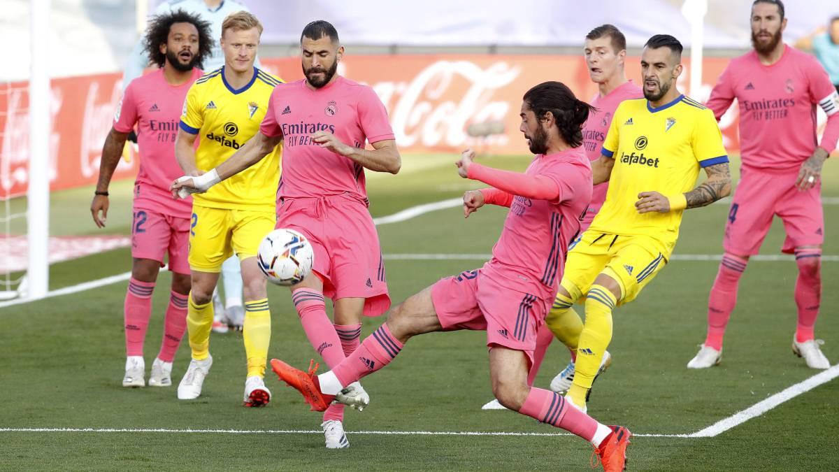 Tragis, Real Madrid Keok di Kandang Sendiri dari Tim Promosi - JPNN.com
