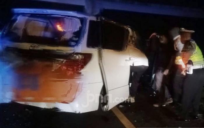 Hanafi Rais Kecelakaan di Tol Cipali, Begini Kronologinya - JPNN.com