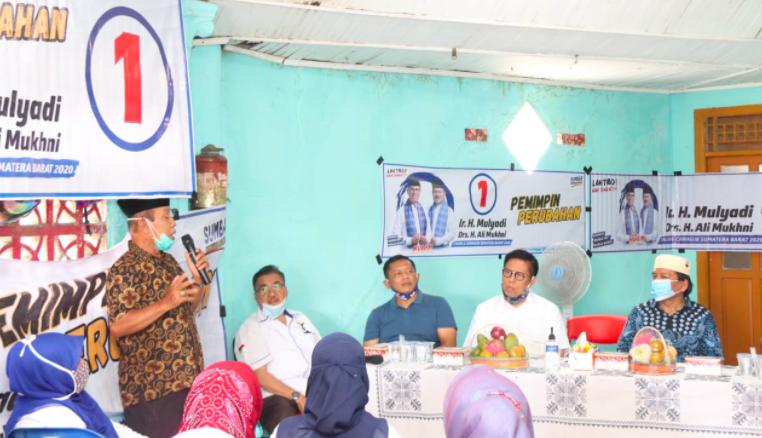Dukung Mulyadi-Ali Mukhni, Warga Kota Padang Siap Coblos Nomor 1 di TPS - JPNN.com