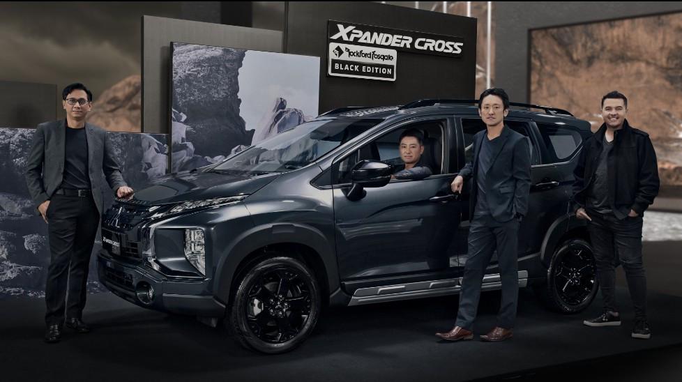 Dua Mitsubishi Xpander Edisi Khusus Mengaspal, Berikut Detailnya - JPNN.com