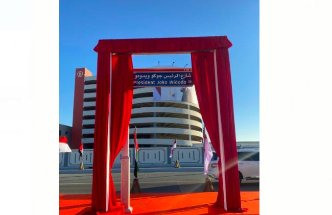 Masyarakat Patut Bangga Ada Jalan Presiden Jokowi di Abu Dhabi - JPNN.com
