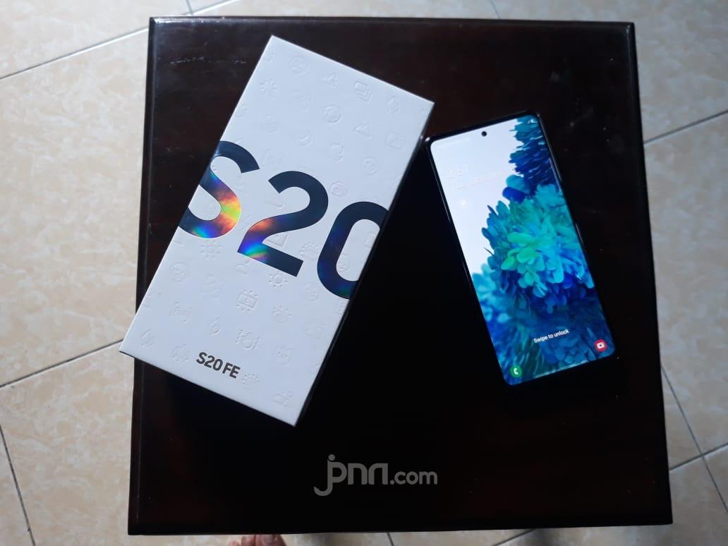 80 Persen Spesifikasi Samsung Galaxy S20 FE Sama d